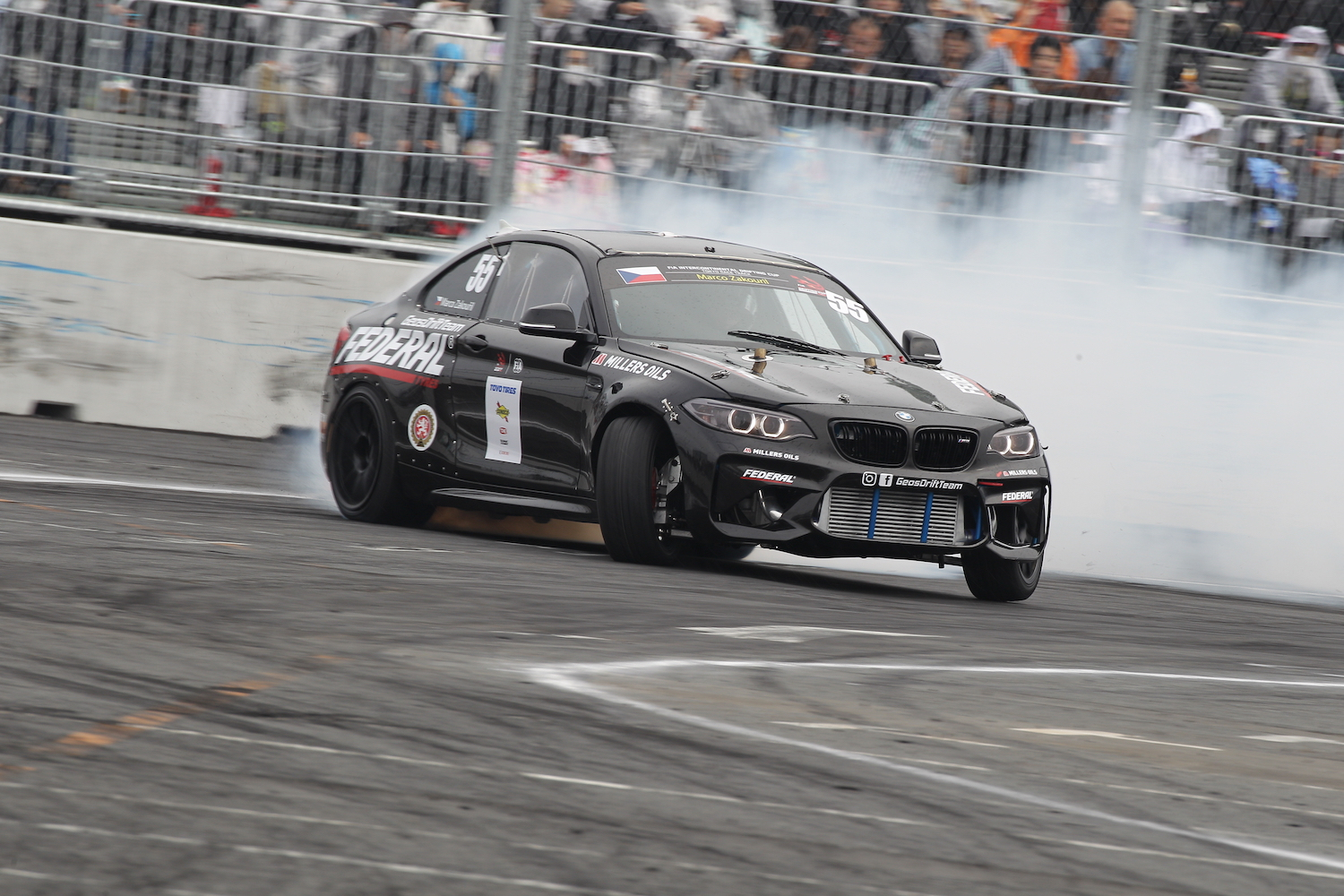 INTERCONTINENTAL DRIFTING CUP MOVES TO TSUKUBA FOR 2019